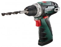 Metabo PowerMaxx BS Basic 4.0Ah x2 Case