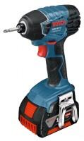 Bosch GDR 18 V-LI 3.0Ah x2 L-BOXX