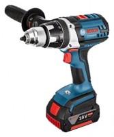 Bosch GSR 18 VE-2-LI 4.0Ah x2 L-BOXX