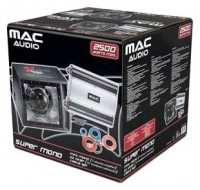 Mac Audio Super Mono