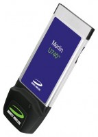 Novatel Wireless Merlin U740