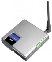 Linksys WRT54GC
