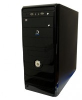 D-computer D212B Black