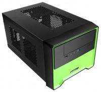 RaidMAX Element w/o PSU Black/green