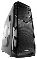 RaidMAX Narwhal 920 w/o PSU Black