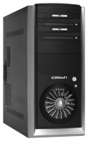CROWN CMC-D22 w/o PSU Black/silver