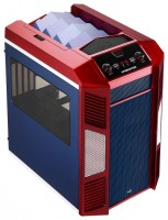 AeroCool XPredator Cube Red/blue Edition