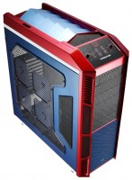AeroCool XPredator Red/blue