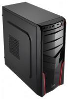 AeroCool V2X Red Edition 600W Red