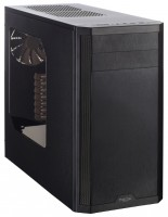 Fractal Design Core 3500 Window Black