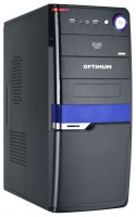 Optimum 3080D 450W Black/blue