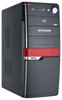 Optimum 3080A 450W Black/red