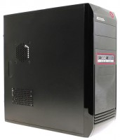 STC 7651BR 450W Black/red