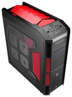AeroCool XPredator Devil Red Edition Window Red