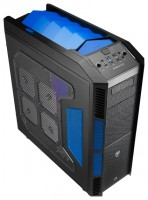 AeroCool XPredator Evil Blue Edition Window Blue