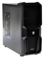 DNS CP-626 w/o PSU Black