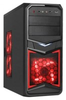 Pangu TAX03BR 500W Black/red