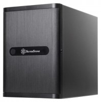 SilverStone DS380B Black