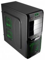 AeroCool V3X Advance Evil Green Edition 600W Black
