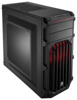 Corsair Carbide Series SPEC-03 Black/red