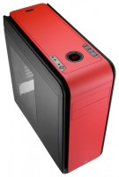 AeroCool Dead Silence 200 Red Window Edition