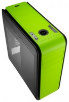 AeroCool Dead Silence 200 Green Window Edition