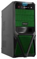 CROWN CMC-SM161 w/o PSU Black/green