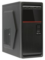 BoxIT 3304BR 450w Black/red