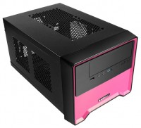 RaidMAX Element w/o PSU Black/pink