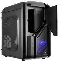 AeroCool GT-RS Black Edition Black