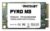 Patriot Memory PP120GSM3SSDR