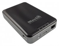 Merlin Wi-Fi Storage 1TB