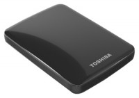 Toshiba Canvio Connect Portable Hard Drive 500GB