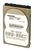 Toshiba MK1656GSY