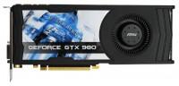 MSI GeForce GTX 980 1127Mhz PCI-E 3.0 4096Mb 7010Mhz 256 bit DVI HDMI HDCP V1