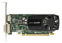 HP Quadro K620 PCI-E 2.0 2048Mb 128 bit DVI