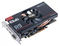 Club-3D Radeon R9 270 955Mhz PCI-E 3.0 2048Mb 5600Mhz 256 bit DVI HDMI HDCP 14 Series