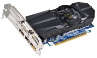 GIGABYTE GeForce GTX 750 Ti 1033Mhz PCI-E 3.0 2048Mb 5400Mhz 128 bit DVI 2xHDMI HDCP
