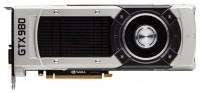 EVGA GeForce GTX 980 1126Mhz PCI-E 3.0 4096Mb 7010Mhz 256 bit DVI HDMI HDCP
