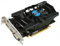 MSI Radeon R7 250X 1000Mhz PCI-E 3.0 2048Mb 4500Mhz 128 bit DVI HDMI HDCP