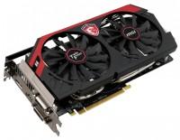 MSI Radeon R9 285 973Mhz PCI-E 3.0 2048Mb 5500Mhz 256 bit 2xDVI HDMI HDCP