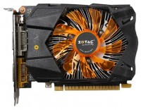 ZOTAC GeForce GTX 750 1033Mhz PCI-E 3.0 2048Mb 5000Mhz 128 bit 2xDVI Mini-HDMI HDCP
