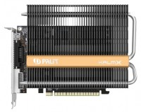 Palit GeForce GTX 750 1020Mhz PCI-E 3.0 2048Mb 5010Mhz 128 bit 2xDVI Mini-HDMI HDCP