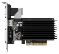 Gainward GeForce GT 730 902Mhz PCI-E 2.0 2048Mb 1600Mhz 64 bit DVI HDMI HDCP Silent