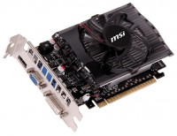 MSI GeForce GT 730 700Mhz PCI-E 2.0 2048Mb 1800Mhz 128 bit DVI HDMI HDCP