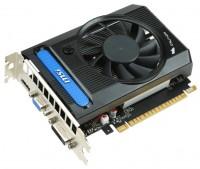 MSI GeForce GT 730 1006Mhz PCI-E 2.0 2048Mb 1800Mhz 64 bit DVI HDMI HDCP