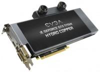EVGA GeForce GTX TITAN 928Mhz PCI-E 3.0 6144Mb 6008Mhz 384 bit 2xDVI HDMI HDCP