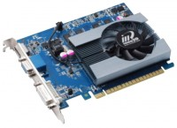 Inno3D GeForce GT 630 810Mhz PCI-E 2.0 4096Mb 1066Mhz 128 bit DVI HDMI HDCP Single Slot