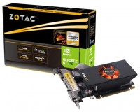 ZOTAC GeForce GT 740 993Mhz PCI-E 3.0 1024Mb 5000Mhz 128 bit DVI HDMI HDCP Low Profile