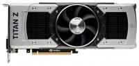 MSI GeForce GTX TITAN Z 705Mhz PCI-E 3.0 12288Mb 7000Mhz 768 bit 2xDVI HDMI HDCP